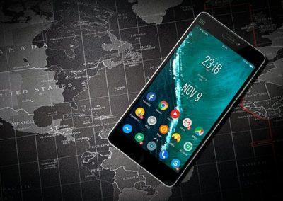 Programación con aplicaciones Android. 60horas
